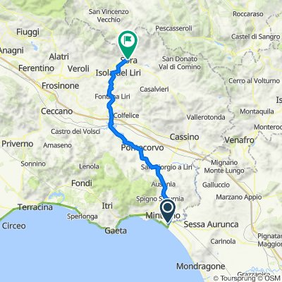 C2R for Italy: Saturday 12 September