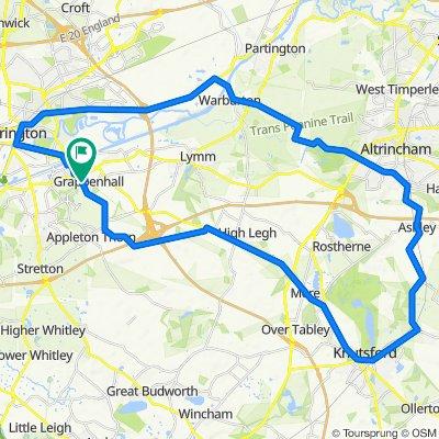 50 km loop
