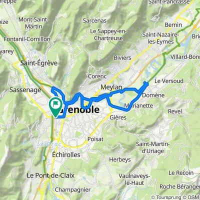 Route Acht
