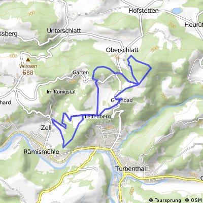 Bike Trail Zell 3