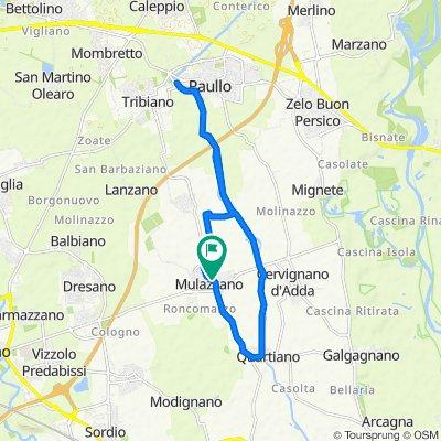 Da Via Roma 29, Mulazzano a Via Roma 29, Mulazzano