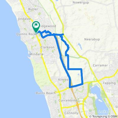my goal bike ride