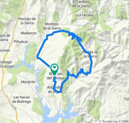 Sierra Norte Vuelta corta