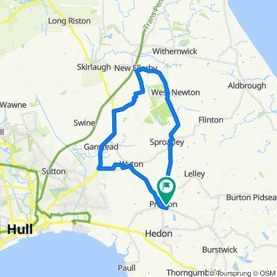 Burton Constable Loop