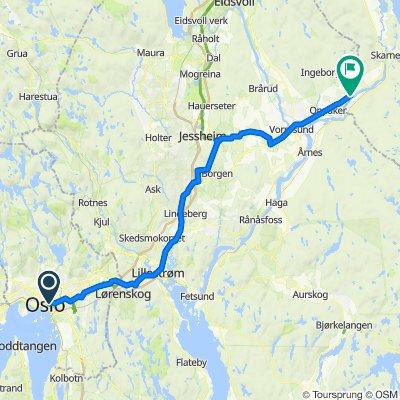 Oslo - Sanngrund Camping
