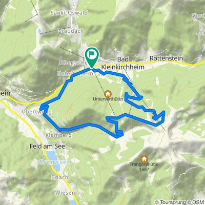 Tour um den Kolmnock | nock/bike Tour 08