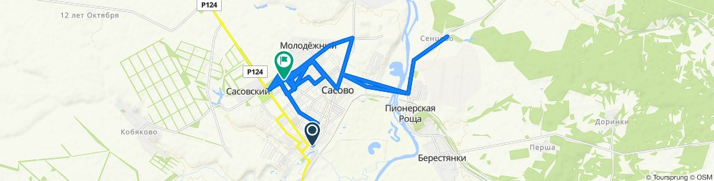 Easy ride in Сасово
