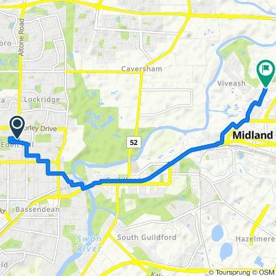16 Walkington Way, Eden Hill to La Salle Avenue, Middle Swan