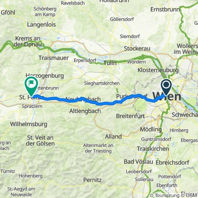 Wi1 Wien - St.Pölten