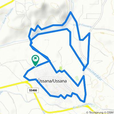 Easy ride in Ussana