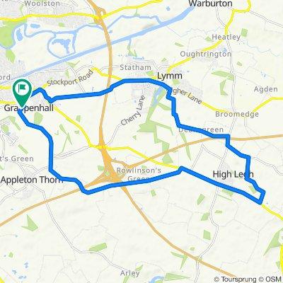 nice 22km loop