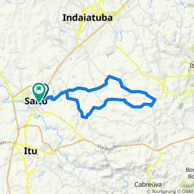 Restful route in Salto