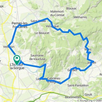 Provence_2020_3: Col de Murs - Gordes