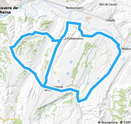 1ª Etapa - Vuelta a Talavera 2010