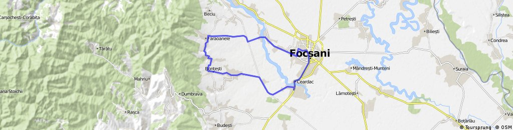 Campeneanca-Munti-Focsani