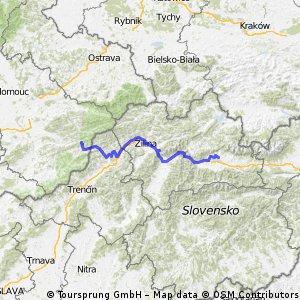 2003/06/25 - TOUR DE TATRY - 5.etapa: Liptovský Trnovec - Lidečko