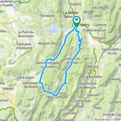 Annecy'10/Tour2: Granier + Cucheron