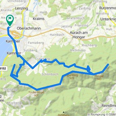 Häferlberg-Gahberg-Hongar