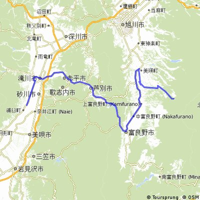 07-21 白金溫泉_鶴沼公園