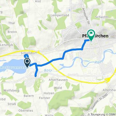 Easy ride in Pfarrkirchen