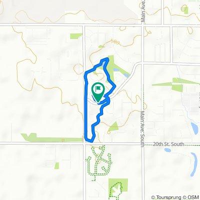 227 Sundance Pass, Brookings to 212 Trail Ridge Rd, Brookings