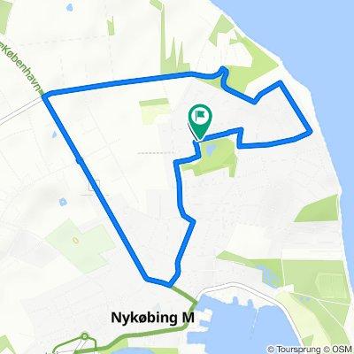 City Circle Nøkøbing M