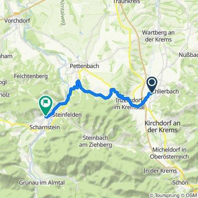 Schlierbach - Viechtwang