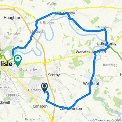 Cracking ride in Carlisle