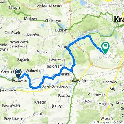 Pozowice do Czerwone Maki 33, Kraków