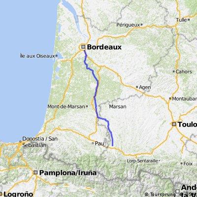 Tour de France 2011 - Etappe 7 - Bordeaux - Tarbes