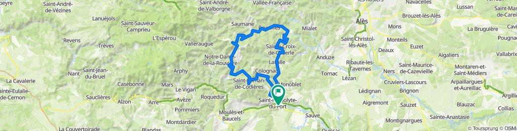 St-Hippollyte - St-Jean - Asclier