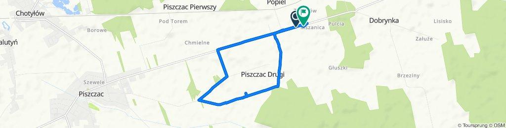 Steady ride in Piszczac