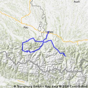 Tour de France 2011 - Etappe 7 - Tarbes - Jezeau