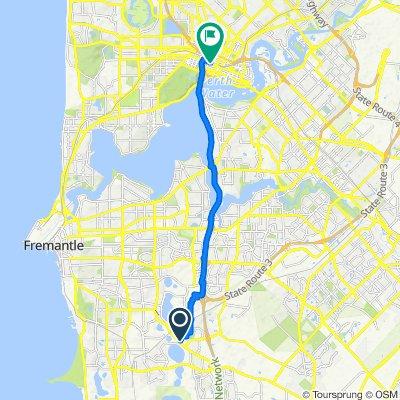 51–53 Glenbawn Drive, South Lake to 570 Wellington Street, Perth