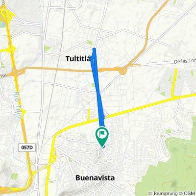 De Corregidora 6, Buenavista a Corregidora 4, Buenavista