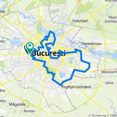 Un-Hidden Bucharest