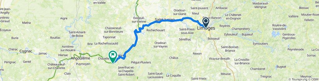 Limoges - Marthon