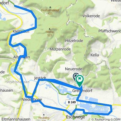 Cracking ride in Meinhard