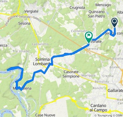 Easy ride in Jerago con Orago