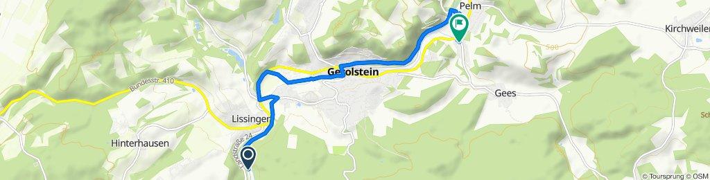 L24, Gerolstein nach Geeser Weg 7, Pelm