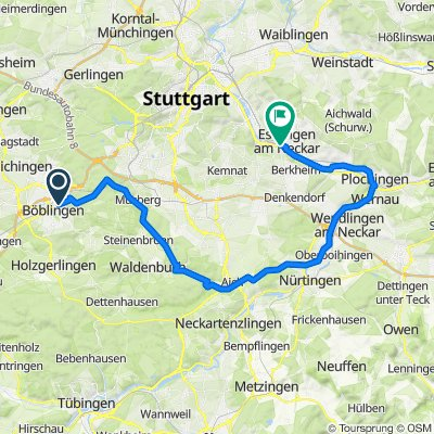 BB-Siebenmühlental, Museumsradweg-Neckarradweg
