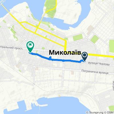 Steady ride in Николаев