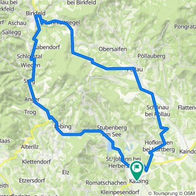 Kaibling-Stubenberg-Pöllau