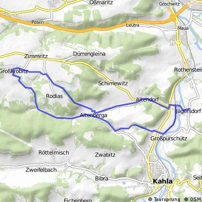 Jägersdorf-Plinz-Rodias-Jägersdorf