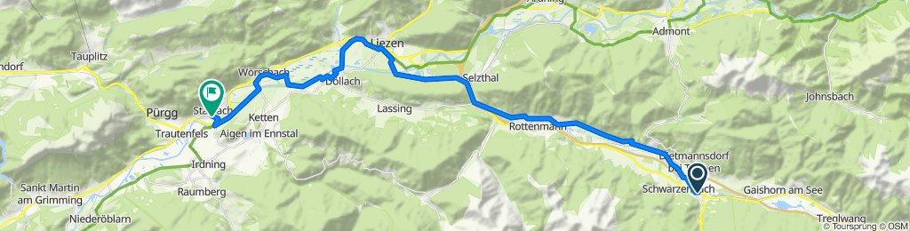 Trieben  - Stainach