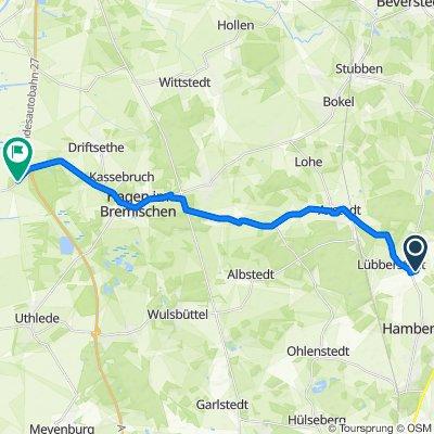 Hammeweg 2, Lübberstedt nach Sandstedtermoor, Sandstedt