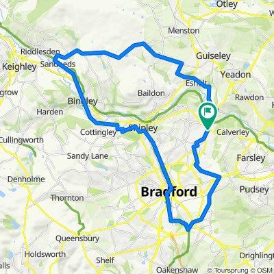East Morton & East Bradford