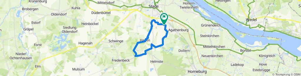 Claus-von-Stauffenberg-Weg 19, Stade nach Claus-von-Stauffenberg-Weg 19, Stade
