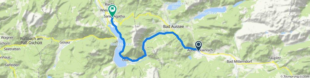 Kainisch/Bad Aussee - Goisern