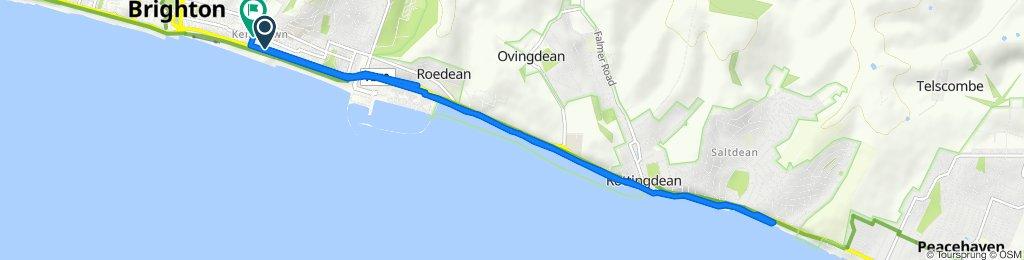 Brighton - Saltdean Loop